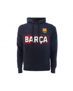 FC Barcelona Cross dječji pulover sa kapuljačom