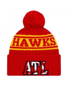 Atlanta Hawks New Era 2021 NBA Official Draft Wintermütze