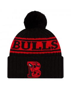Chicago Bulls New Era 2021 NBA Official Draft zimska kapa