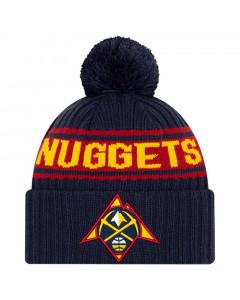 Denver Nuggets New Era 2021 NBA Official Draft zimska kapa