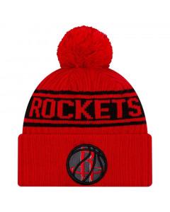Houston Rockets New Era 2021 NBA Official Draft Wintermütze