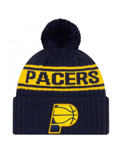 Indiana Pacers New Era 2021 NBA Official Draft Wintermütze