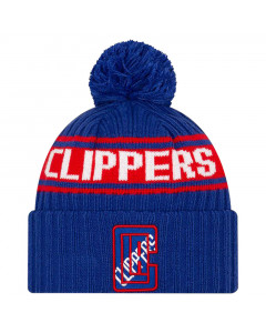 Los Angeles Clippers New Era 2021 NBA Official Draft zimska kapa