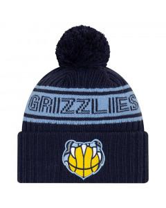 Memphis Grizzlies New Era 2021 NBA Official Draft Wintermütze