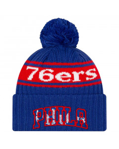 Philadelphia 76ers New Era 2021 NBA Official Draft Wintermütze