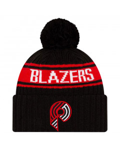 Portland Trail Blazers New Era 2021 NBA Official Draft zimska kapa