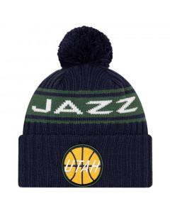Utah Jazz New Era 2021 NBA Official Draft zimska kapa