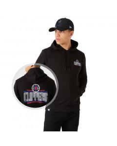 Los Angeles Clippers New Era Neon PO pulover sa kapuljačom