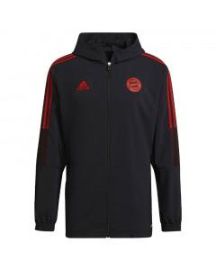FC Bayern München Adidas Tiro Presentation Track Top jakna