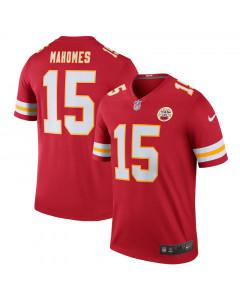 Patrick Mahomes 15 Kansas City Chiefs Nike Legend dres