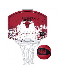 Chicago Bulls Wilson Fanatic Mini Hoop sobni koš