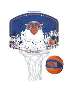 New York Knicks Wilson Fanatic Mini Hoop sobni koš