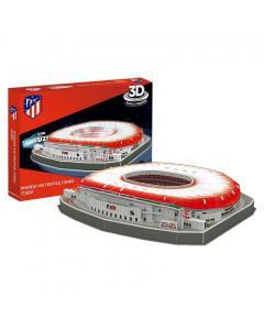 Atletico de Madrid FC 3D Stadium Puzzle Led Edition