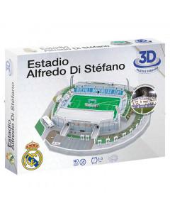 Real Madrid: DI STEFANO 3D Stadium Puzzle