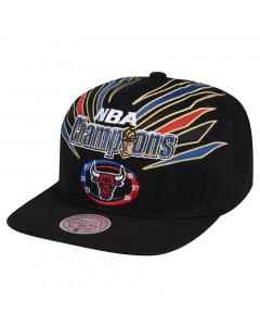 Chicago Bulls Mitchell & Ness HWC 98 Champions kapa