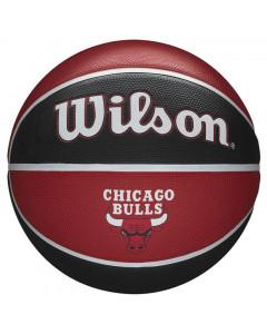 Chicago Bulls Wilson NBA Team Tribute košarkaška lopta 7