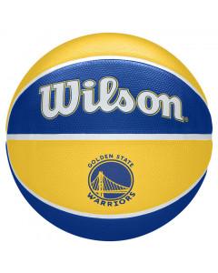 Golden State Worriors Wilson NBA Team Tribute košarkaška lopta 7