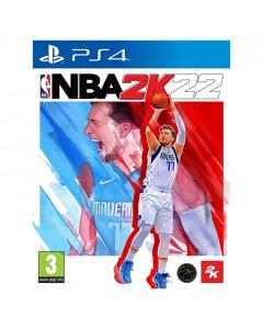 NBA 2K22 igra PS4