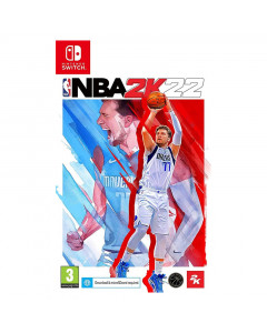 NBA 2K22 igra Nintendo Switch