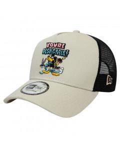 Daffy Duck Looney Tunes New Era A-Frame Trucker kapa
