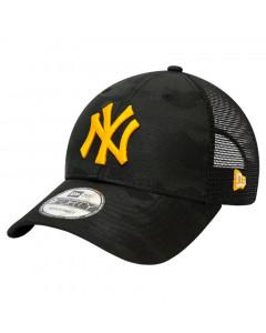 New York Yankees New Era 9FORTY Trucker Home Field Mütze