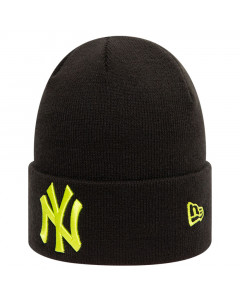 New York Yankees New Era League Essential Wintermütze