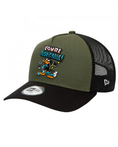 Daffy Duck Looney Tunes New Era A-Frame Trucker Youth otroška kapa