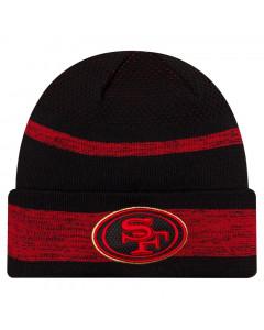 San Francisco 49ers New Era NFL 2021 On-Field Sideline Tech Wintermütze