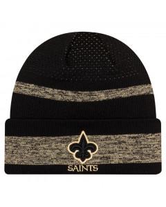 New Orleans Saints New Era NFL 2021 On-Field Sideline Tech zimska kapa
