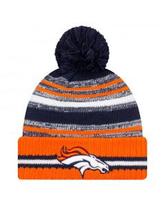 Denver Broncos New Era NFL 2021 On-Field Sideline Sport Wintermütze
