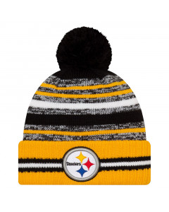 Pittsburgh SteelersNew Era NFL 2021 On-Field Sideline Sport zimska kapa