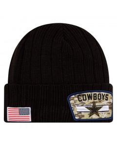 Dallas Cowboys New Era 2021 Salute to Service zimska kapa