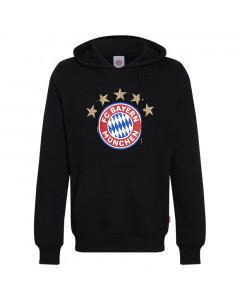 FC Bayern München Logo pulover sa kapuljačom