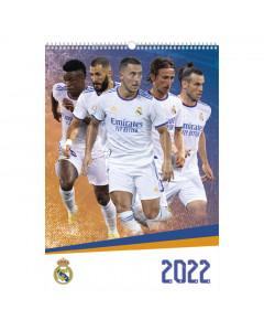 Real Madrid koledar 2022
