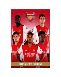 Arsenal koledar 2022