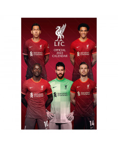 Liverpool koledar 2022