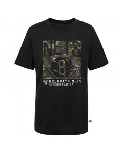 Kevin Durant 7 Brooklyn Nets Top Graphic T-Shirt