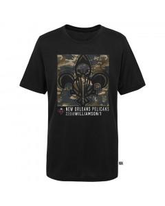 Zion Williamson 1 New Orleans Pelicans Top Graphic T-Shirt