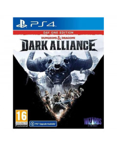 Dungeons and Dragons: Dark Alliance - Day One Edition Spiel PS4