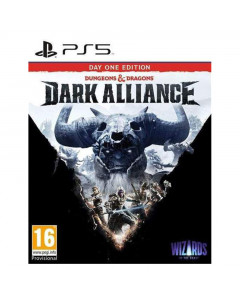 Dungeons and Dragons: Dark Alliance - Day One Edition Spiel PS5