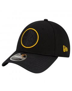 Pittsburgh Steelers New Era 9FORTY Sideline Road OTC Stretch Snap kapa