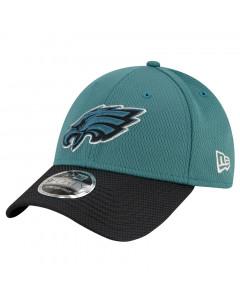 Philadelphia Eagles New Era 9FORTY Sideline Road OTC Stretch Snap kapa