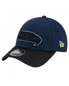Seattle Seahawks New Era 9FORTY Sideline Road OTC Stretch Snap kapa