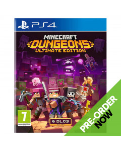 Minecraft Dungeons - Ultimate Edition Spiel PS4