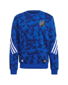 Dinamo Adidas Future Icons Camo Graphic pulover