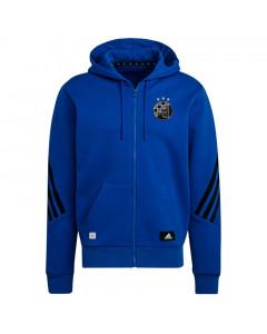 Dinamo Adidas Future Icons 3S jopica s kapuco