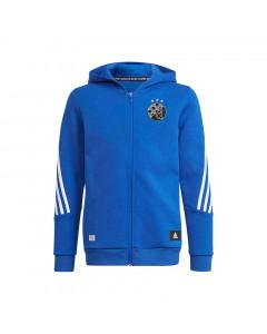 Dinamo Adidas Future Icons 3S otroška jopica s kapuco