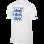 Anglija Nike grb majica (742201-100)