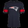New Era V Neck majica New England Patriots