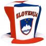 Slowenien Fan Zylinderhut